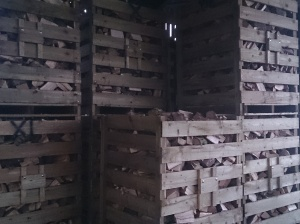 Our Storage Crates
